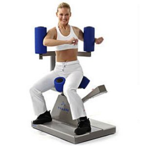 3. Torso Twist Machine