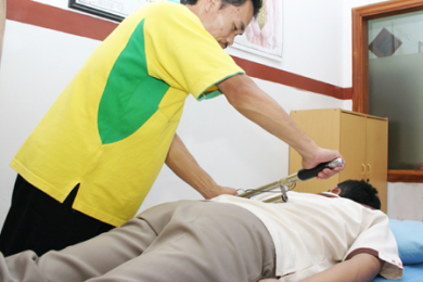 Terapi ATFG-8 , Terapi Mujarab Asli Indonesia