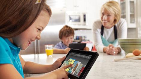 Anak dan Perangkat Mobile - www.jagatreview.com