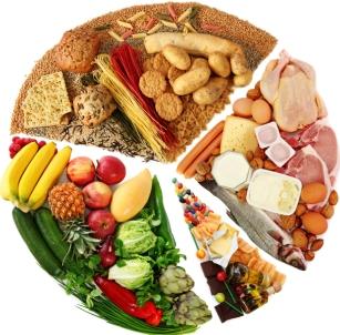 Cara Untuk Kuruskan Badan dengan Menu Makanan Diet Seimbang