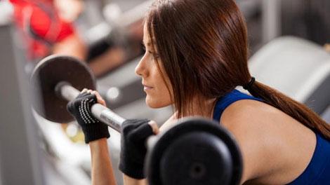 Latihan Berat di Akhir Pekan - health.kompas.com