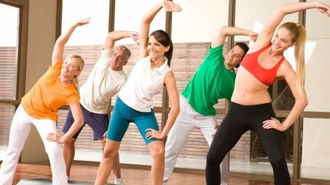 Latihan aerobik - www.diasweethealthy.com