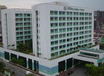 Rumah Sakit Mahkota (Mahkota Medical Centre) di Malaka