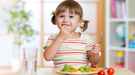 Makanan untuk Perkembangan Otak Anak - childrensmd.org