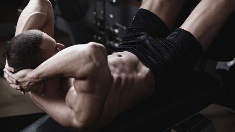 Membentuk Otot Perut - www.l-men.com