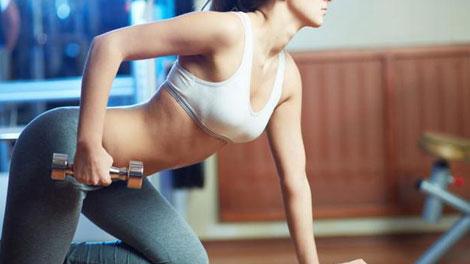 Olahraga Melatih Otot dan Jantung - www.bintang.com