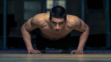 Olahraga Otot - lifestyle.kompas.com