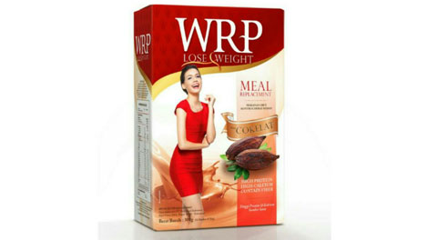 Beauty Blogger Weight Loss Challenge with WRP : 30 Days with WRP Weight Loss Products