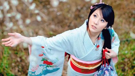 Perempuan Jepang - www.facetofeet.com