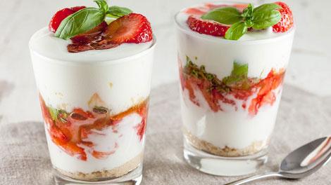 Sarapan Sehat Yoghurt - ohmydish.com