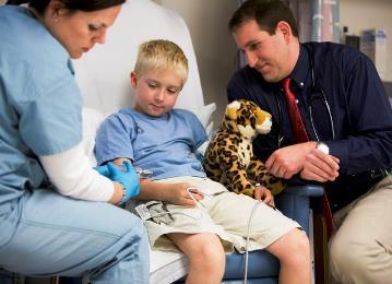 Panduan Terapi Cairan Pada Anak
