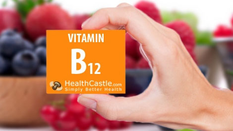 Vitamin B12 - www.healthcastle.com