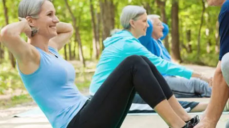 Latihan Kekuatan untuk Wanita  60 Tahun - www.dokter.id