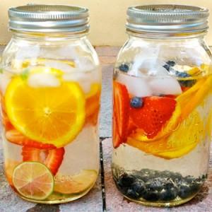 Kesegaran dan Khasiat Infused Water untuk Kesehatan
