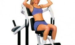 2. Ab Crunch Machine