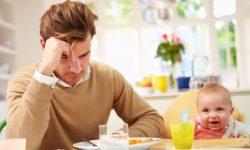 Depresi Postpartum Ternyata Juga Bisa Menyerang Para Ayah