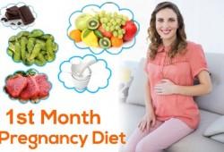 Jenis Makanan yang Baik untuk Ibu Hamil 1 Bulan