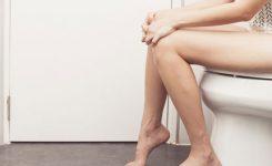 Inkontinensia-Urine