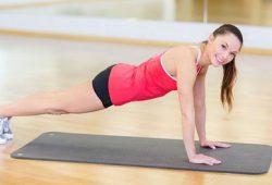 Pedoman Latihan Untuk Menguatkan Otot Inti (core muscle)
