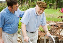 Mencegah Penderita Alzheimer 'Mengembara' Tiba-tiba