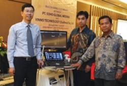 USG berteknologi 4D dengan VINNO G80
