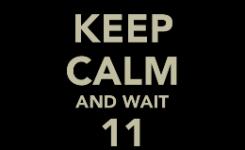 tunggu 11 hari lagi