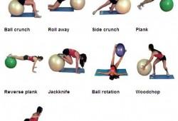 Stability Ball – Alat Olahraga Populer untuk Mengecilkan Perut