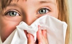 treatment alergi anak