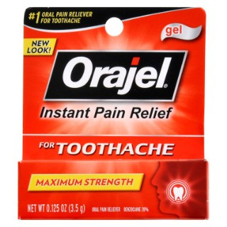 Obat Penghilang Rasa Nyeri akibat Sakit Gigi