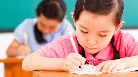 Anak Mulai Sekolah - www.parenting.co.id