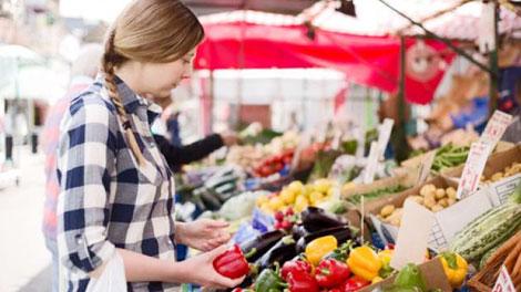 Berbelanja Sehat di Pasar Tradisional - www.suara.com
