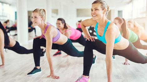 Latihan Aerobik - www.fitnessrocks.org