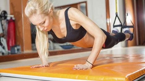 Latihan Memperkuat Otot Inti - id.thehealthypost.com