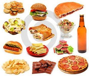 Daftar makanan tidak sehat - Penyebab Kanker Payu dara ...