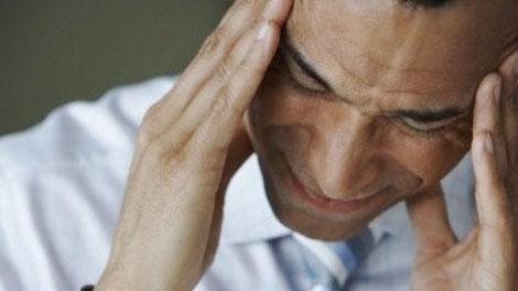 Migrain pada Pria - www.republika.co.id