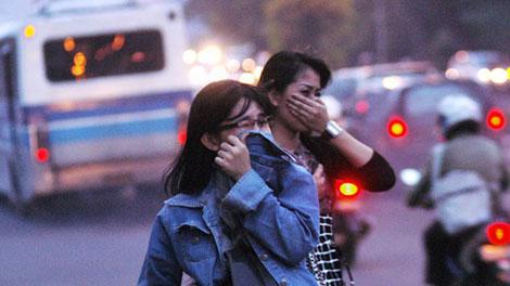 Polusi Udara Tingkatkan Risiko Diabetes - m.dreamers.id