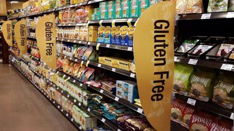 Produk Makanan Bebas Gluten - 1health.id
