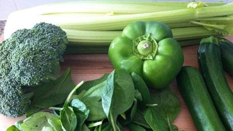 Sayuran Hijau - www.merdeka.com