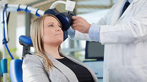 Transcranial Magnetic Stimulation - www.medgadget.com