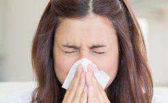 Alergi dan Bersin Musiman