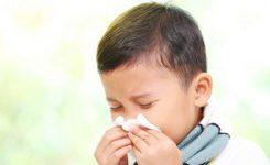 Anak Terserang Flu