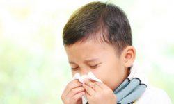 Anak Terserang Flu? Ini yang Harus Anda Lakukan