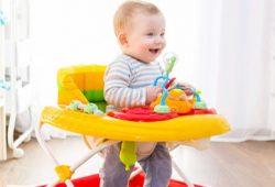 Awas, Baby Walker Bahaya untuk Bayi Anda