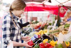Tips Berbelanja Sehat di Pasar Tradisional