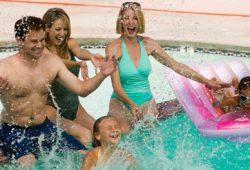 Bulan Juli, Puncak Kuman dan Kotoran 'Berenang' di Kolam dan Pantai