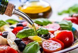 Diet Mediterania Cocok untuk Cegah Penyakit Jantung