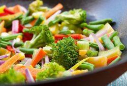 Diet Vegetarian dan Mediterania Baik untuk Jantung Anda