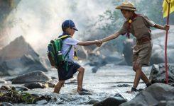 Kegiatan Pramuka untuk Melatih Anak dari Efek Bencana Alam