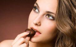 Konsumsi-Cokelat