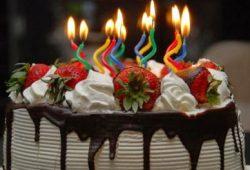 Waspada, Tiup Lilin Kue Ulang Tahun Sebarkan Banyak Bakteri